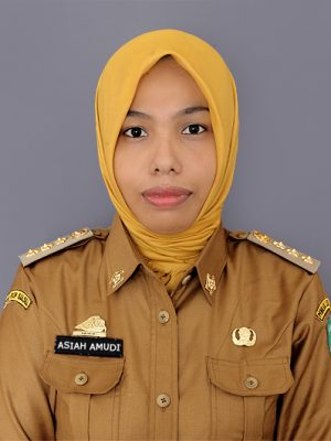 Asiah Amudi,S.Pd