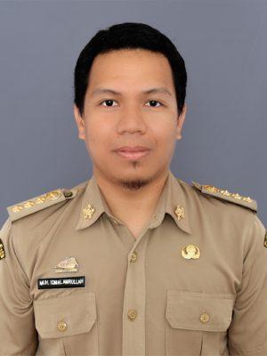 Muhammad Iqmal Amrullah,S.S